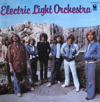 Cover Electric Light Orchestra - Electric Light Orchestra [1982]